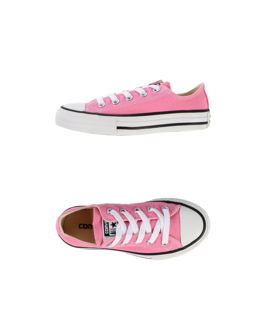 Image for Converse All Star Fuchsia Sneakers