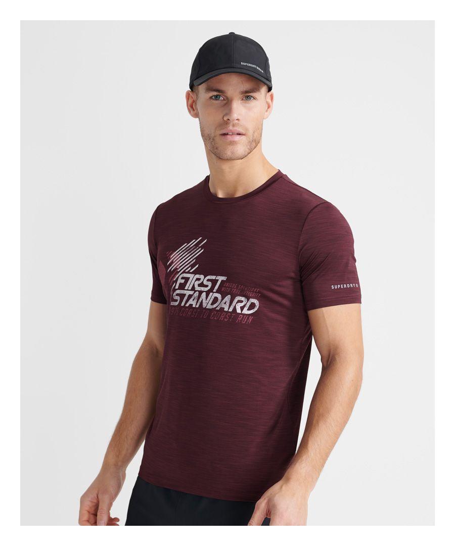 Image for Sport Run First Standard T-Shirt