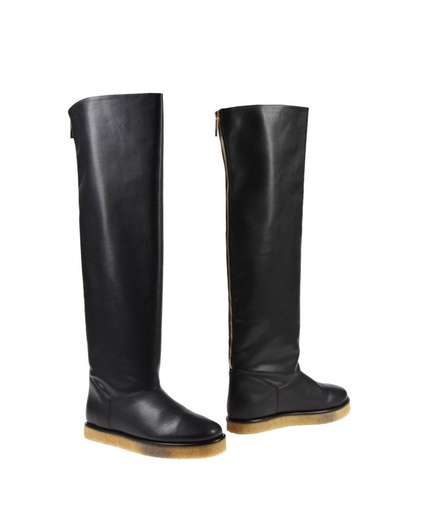 Image for Stella McCartney Black Faux Leather Boots