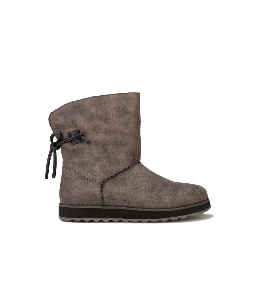 Image for Women's Skechers Keepsakes 2.0 Hearth Boots in Charcoal
