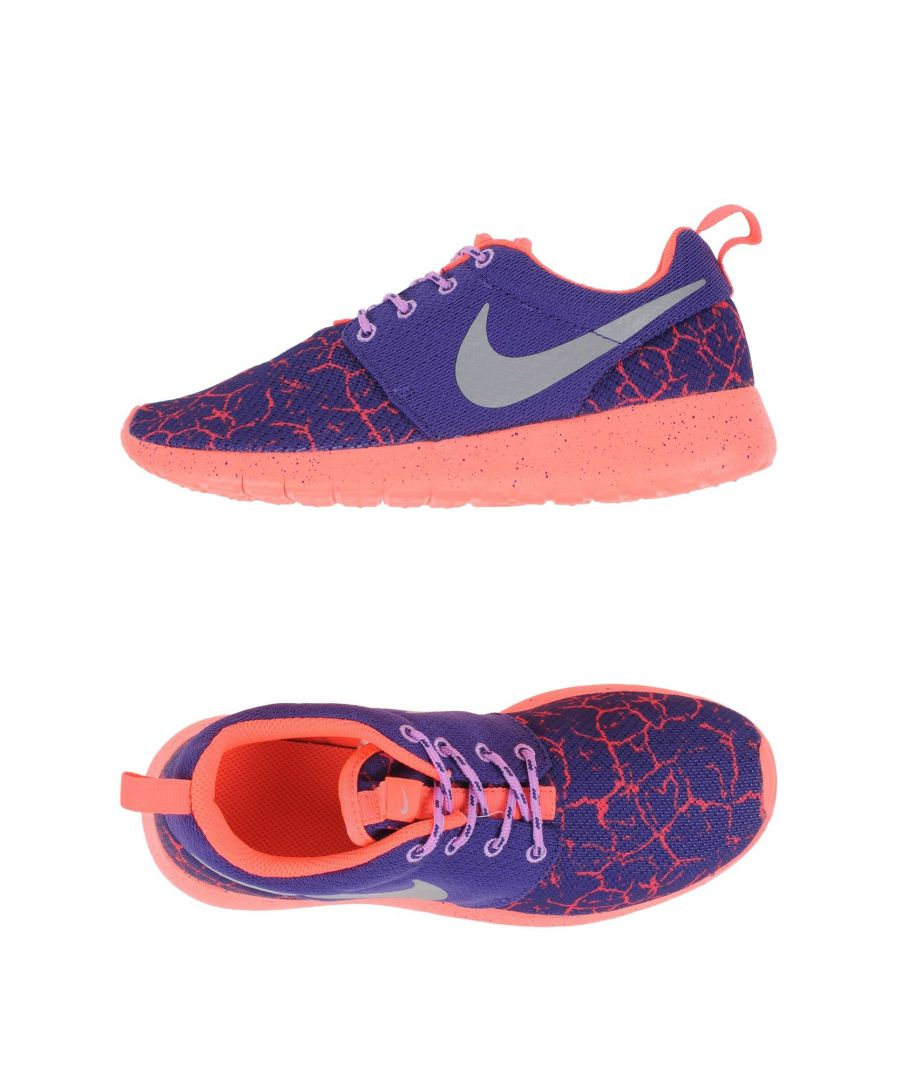 Image for Nike Purple Low Top Sneakers