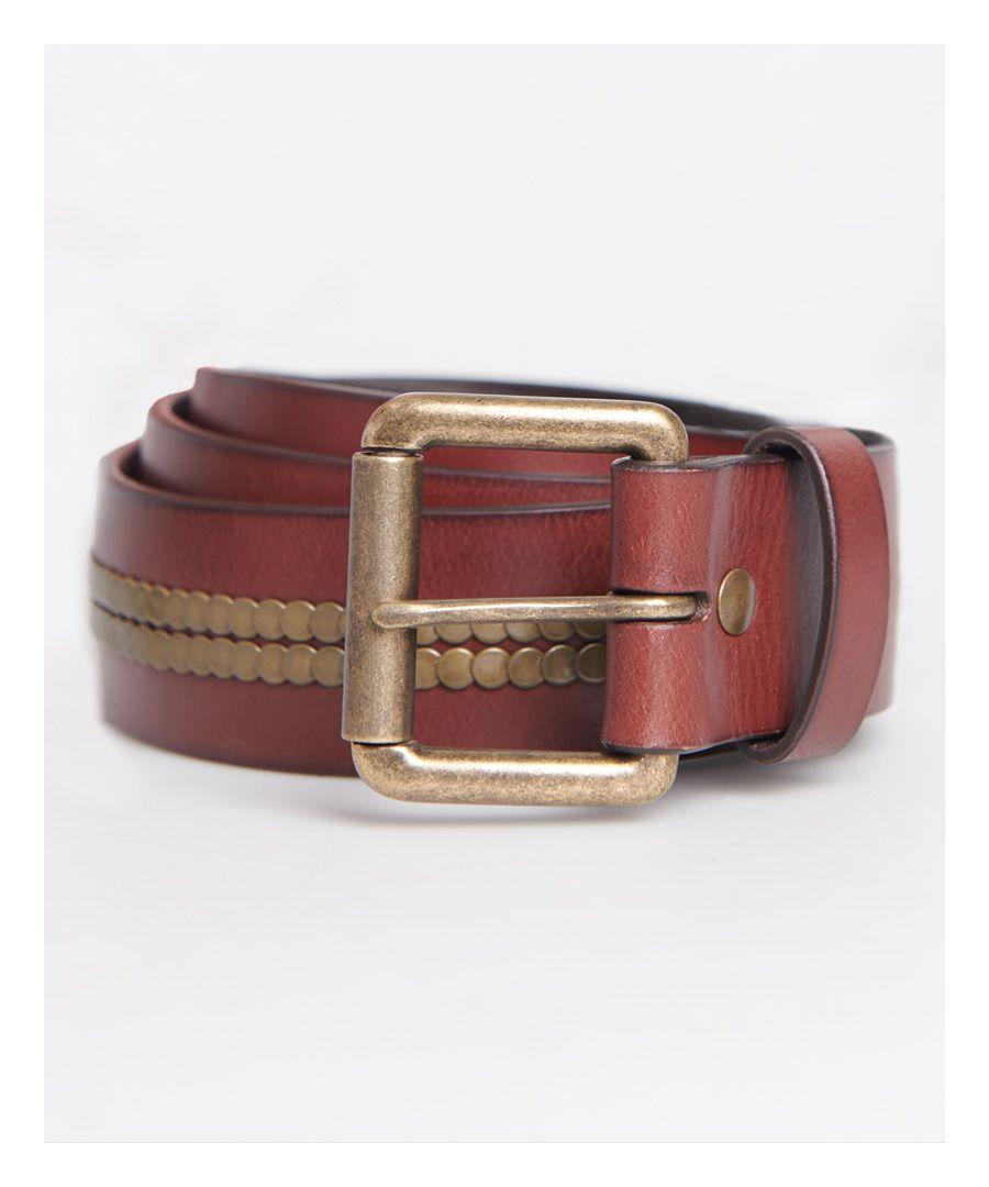 Image for Superdry Bronson Leather Belt