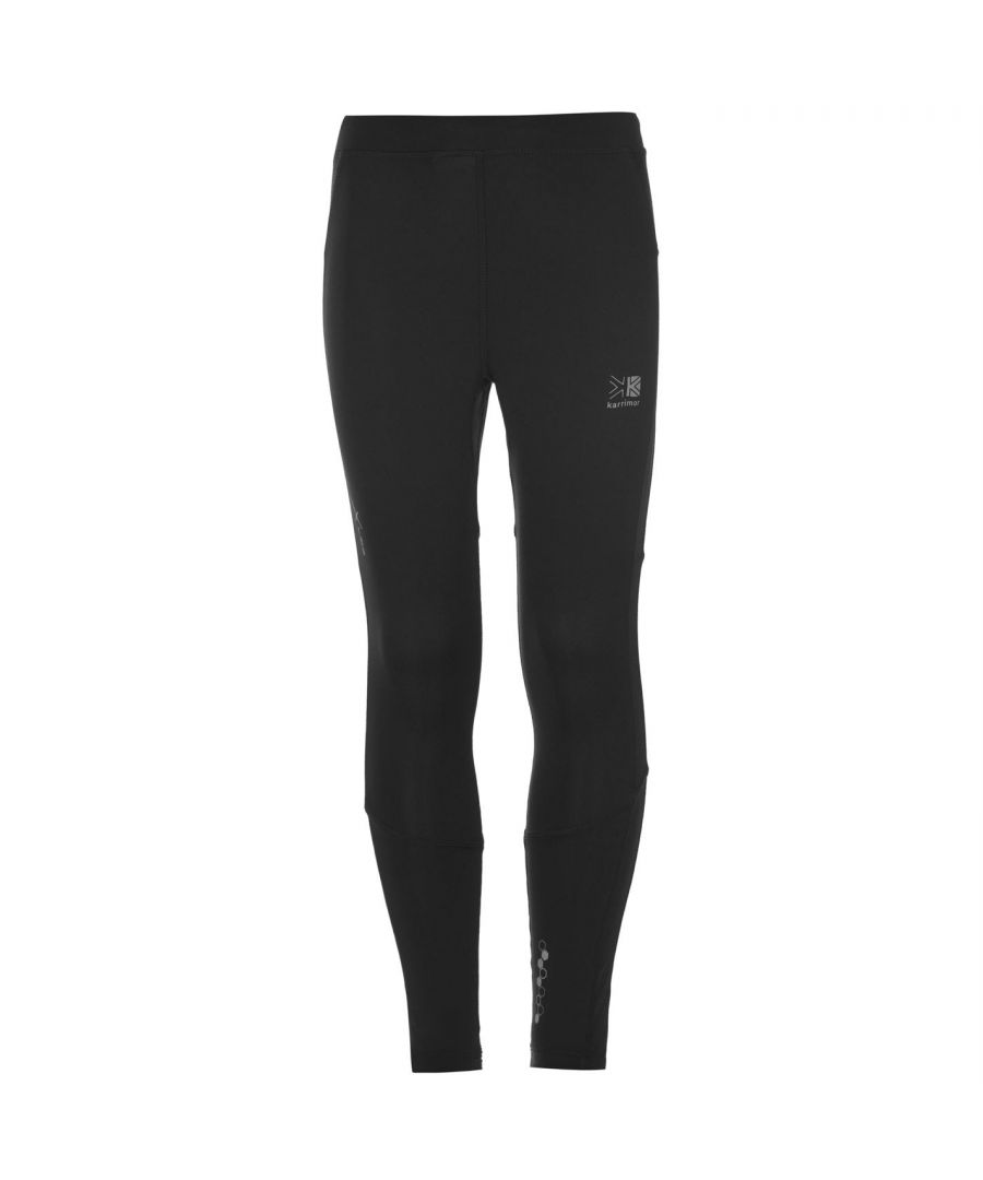 Image for Karrimor Kids XLite Running Tights Pants Trousers Bottoms Junior Boys Mesh