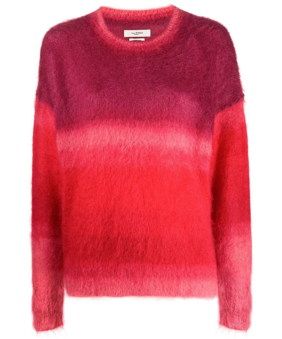 Image for ISABEL MARANT ÉTOILE WOMEN'S PU124420P072E70RD RED WOOL SWEATER