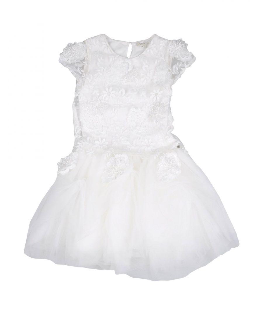 Image for DRESSES Miss Grant White Girl Cotton