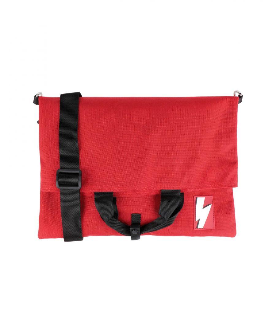 Image for BAGS Man Neil Barrett Red Textile fibres