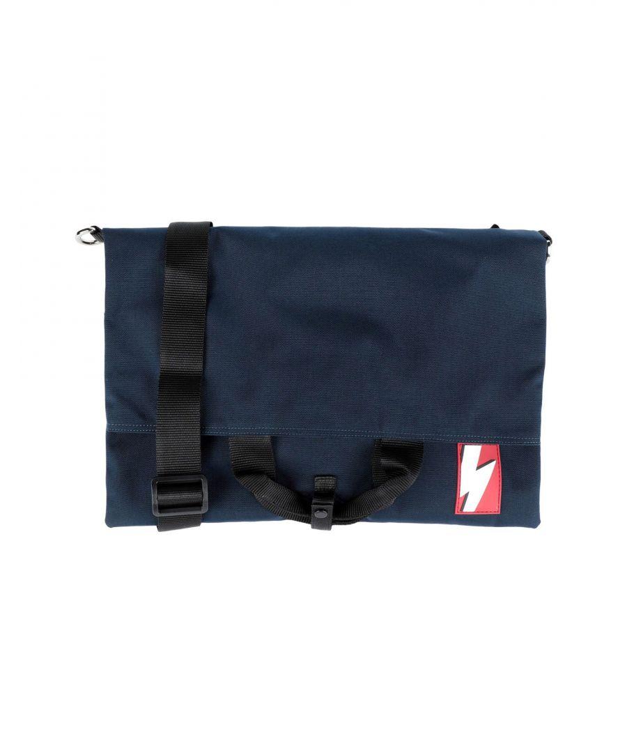 Image for BAGS Man Neil Barrett Dark blue Textile fibres