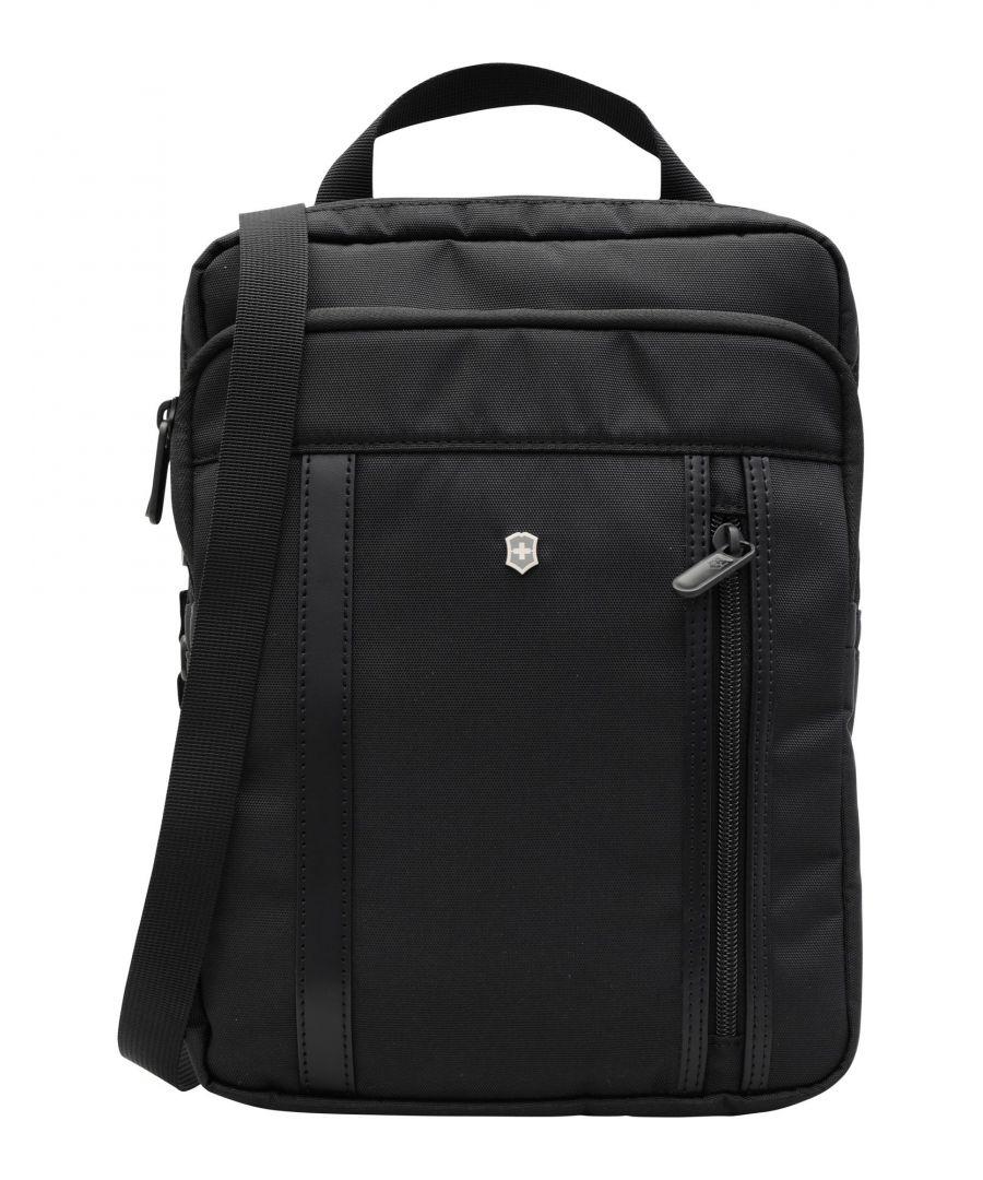 Image for Victorinox Black Messenger Bag