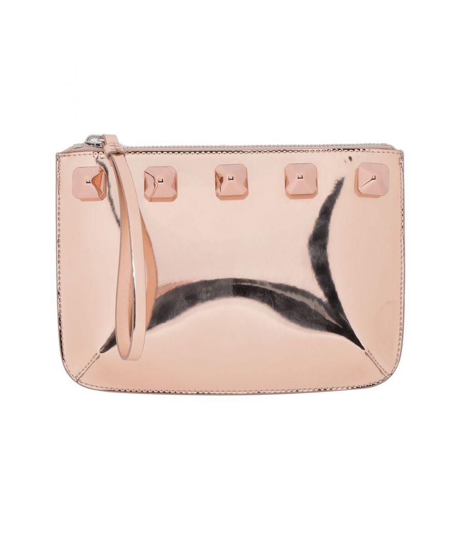 Image for Giuseppe Zanotti Woman Handbags Copper Leather