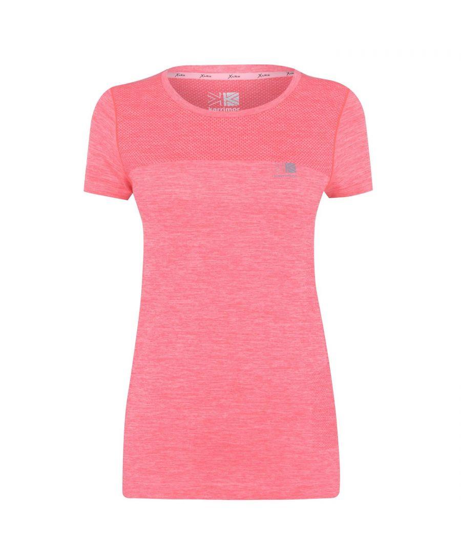Image for Karrimor Womens X Rapid T Shirt Short Sleeve Performance Tee Top Crew Neck