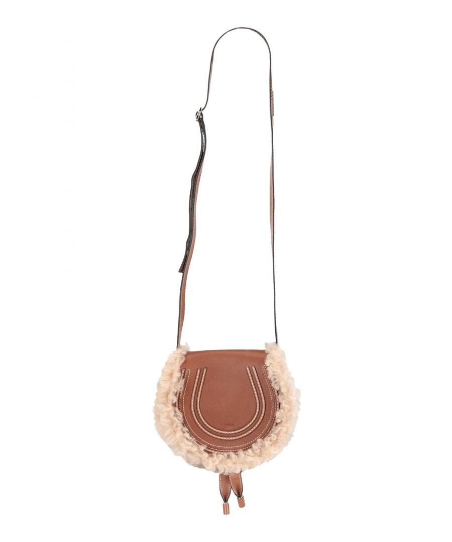 Image for Chloé Tan Calf Leather Cross Body Bag