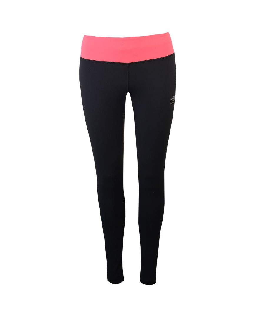 Image for Karrimor Womens X Running Tights Pants Trousers Bottoms Drawstring Training