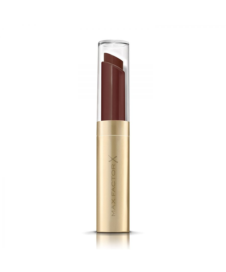 Image for Max Factor Colour Intensifying Lip Balm 2g - 45 Rich Chocolate