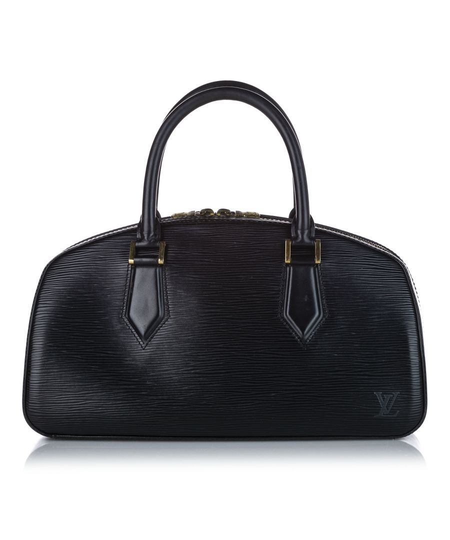 Image for Vintage Louis Vuitton Epi Jasmin Black