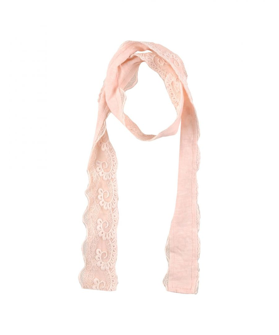 Image for ACCESSORIES Patrizia Pepe Light pink Girl Cotton