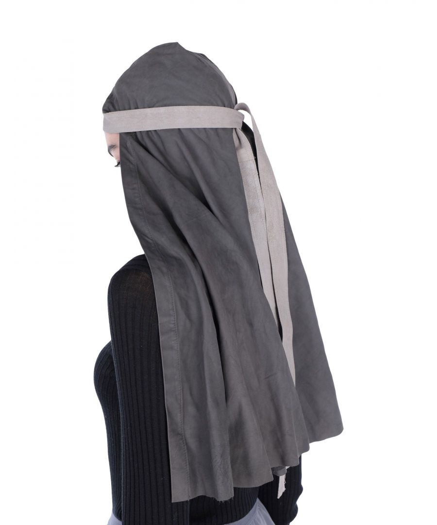 Image for Rick Owens Lead Headscarf