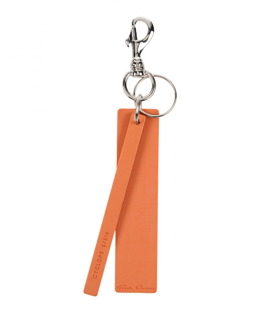 Image for Small Leather Goods Woman Rick Owens Orange Acetate
