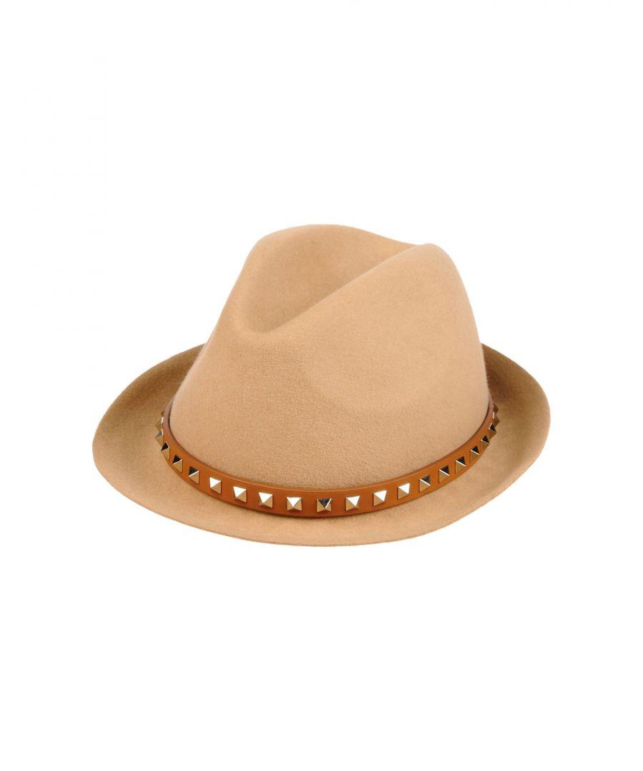 Image for Valentino Garavani Angora Felt Studded Hat