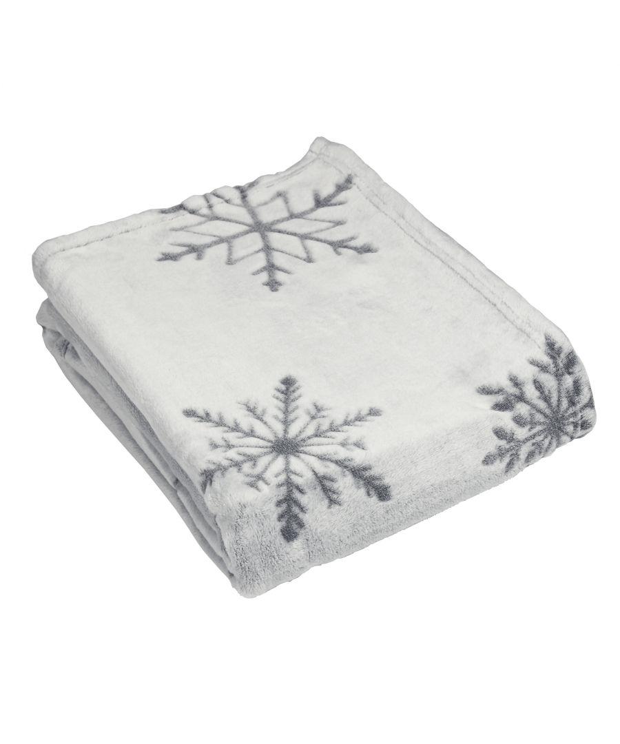 Image for Snowflake Throw