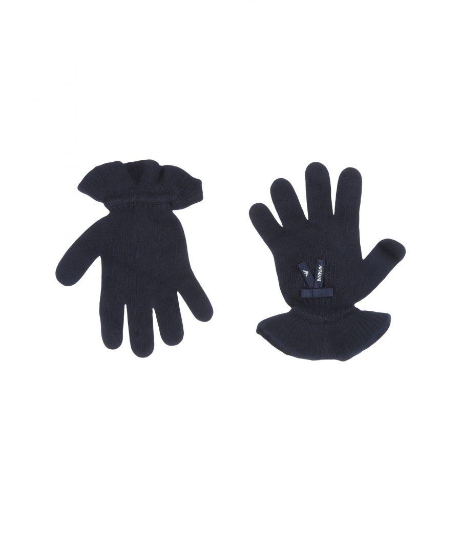Image for ACCESSORIES Armani Junior Dark blue Girl Viscose