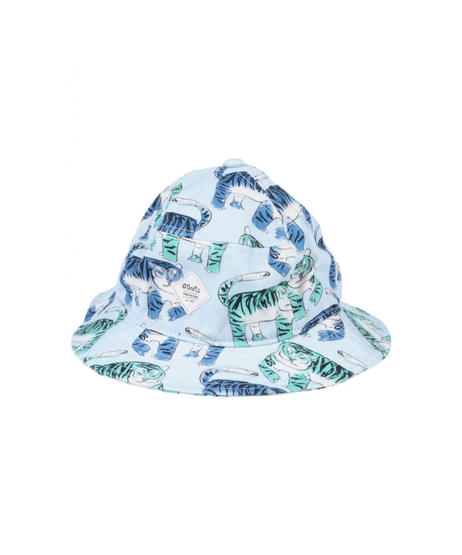 Image for ACCESSORIES Barts Sky blue Boy Cotton