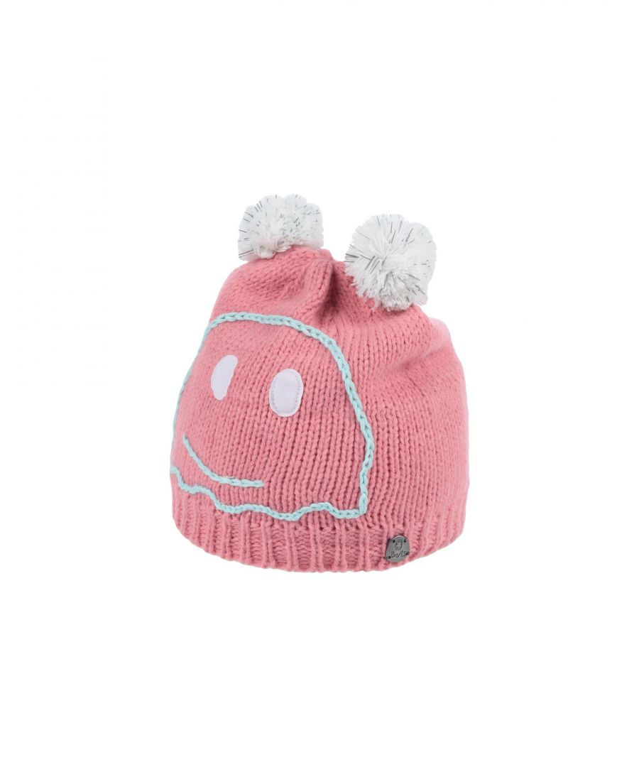 Image for Barts Girl Hats Steel grey, Pink Acrilyc