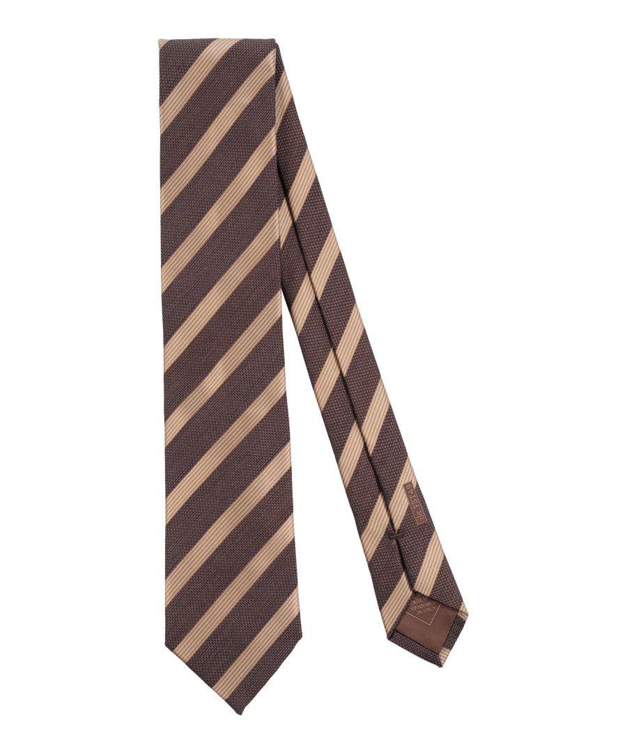 Image for ACCESSORIES Man Brioni Cocoa Silk