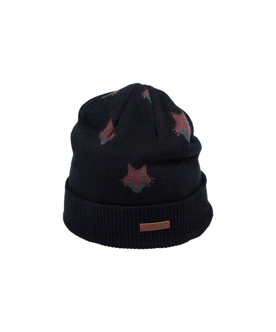 Image for Barts Boy Hats Black Acrilyc