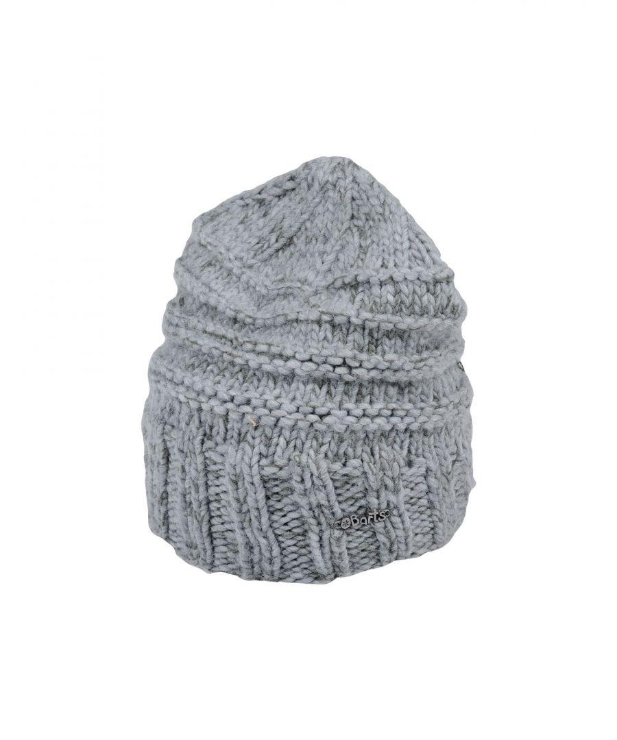Image for Barts Girl Hats Grey, Dark blue Acrilyc