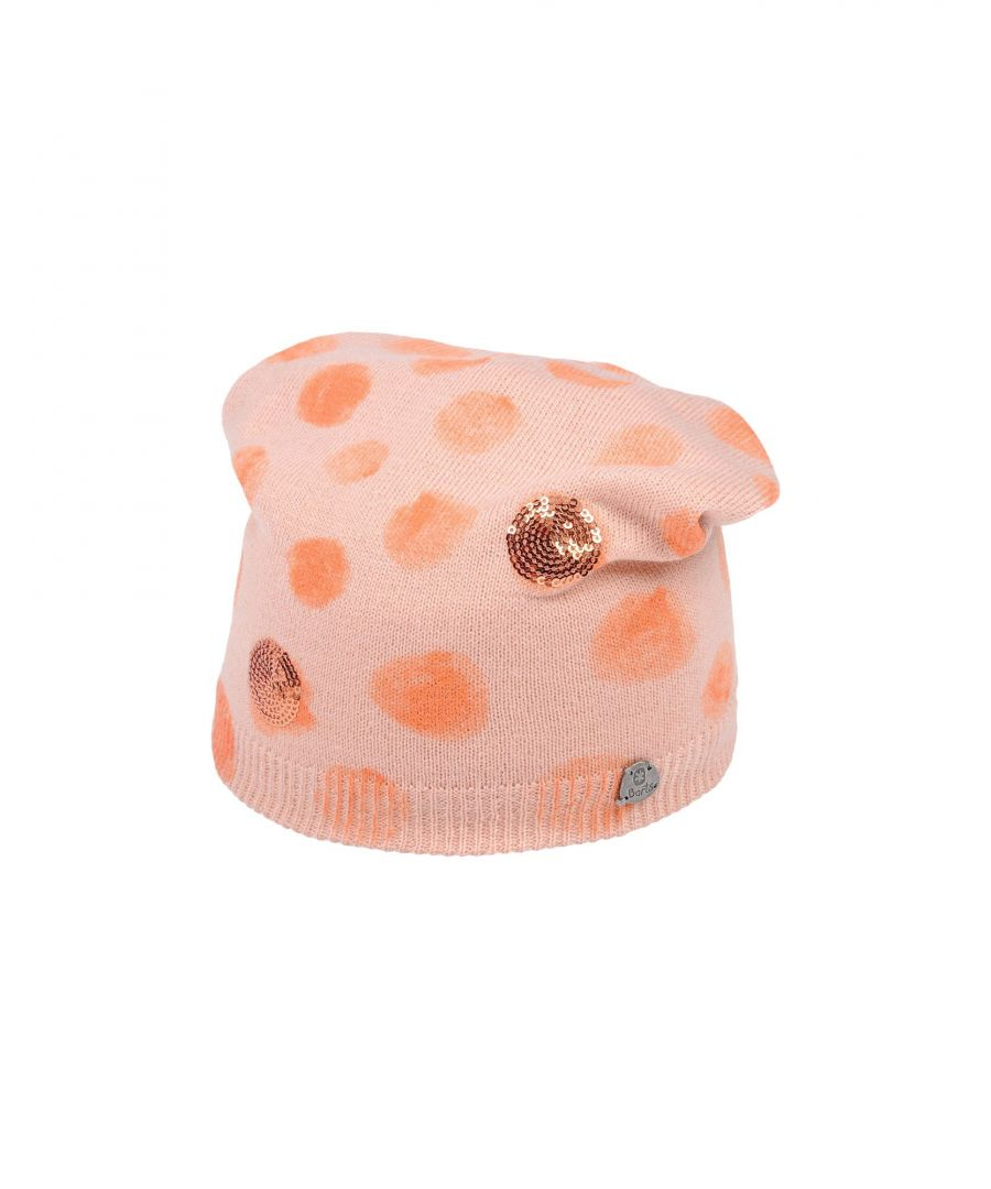 Image for Barts Girl Hats Lead, Salmon pink, Grey, Light green Acrilyc