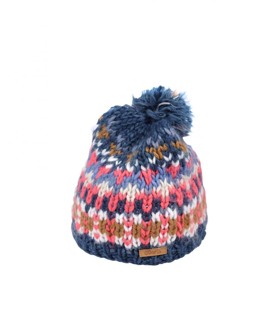 Image for Barts Girl Hats Blue Acrilyc