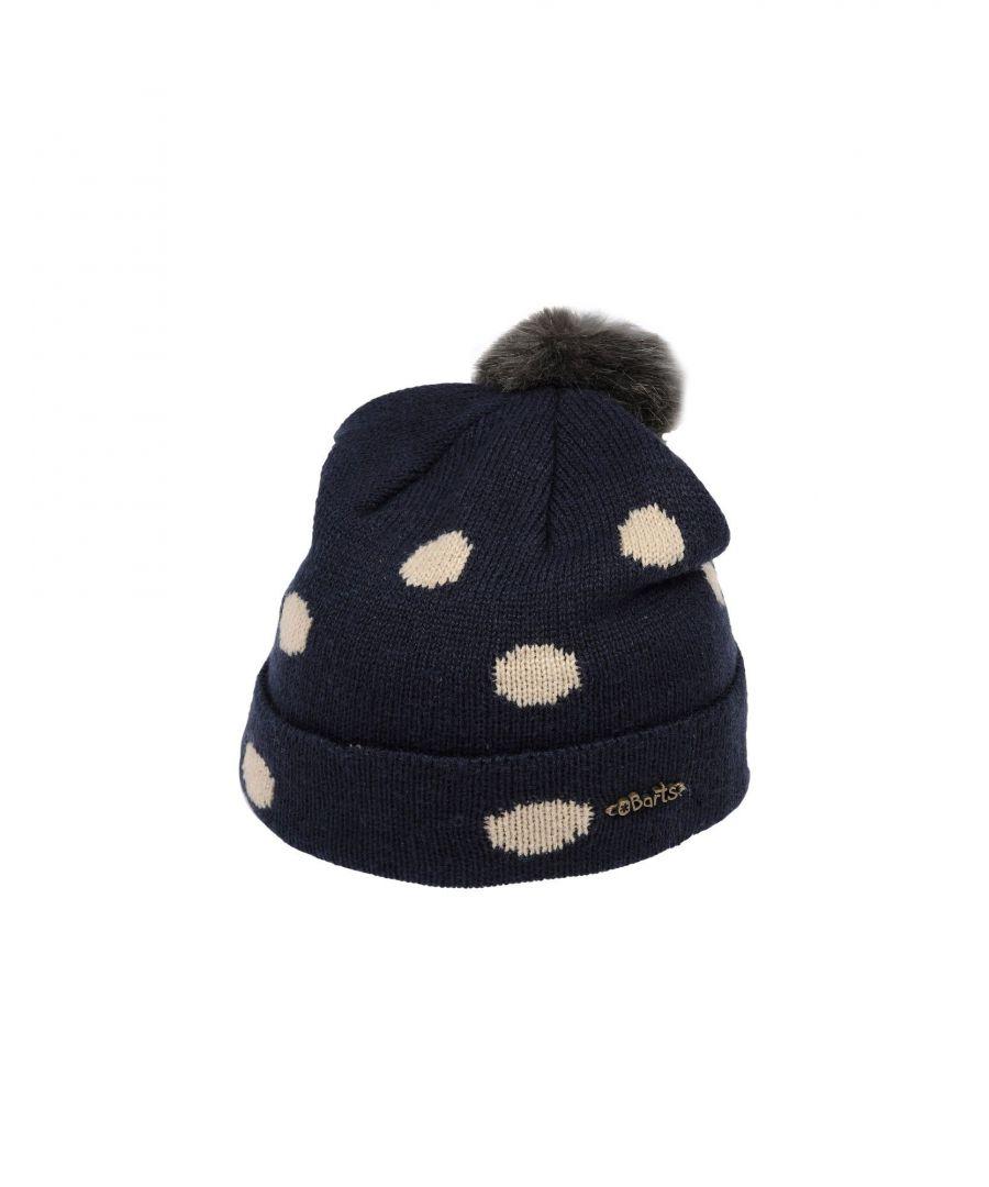 Image for Barts Girl Hats Dark blue, Grey Acrilyc