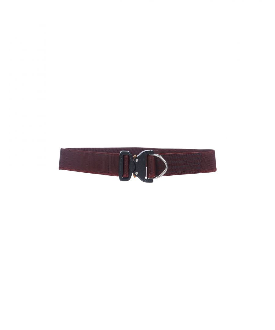 Image for Dsquared2 Red Fabric Belt