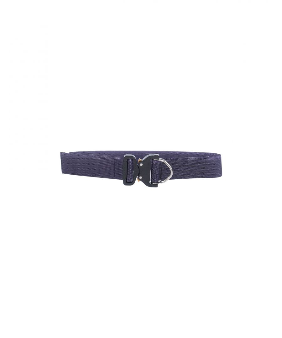 Image for Dsquared2 Purple Techno Fabric Belt