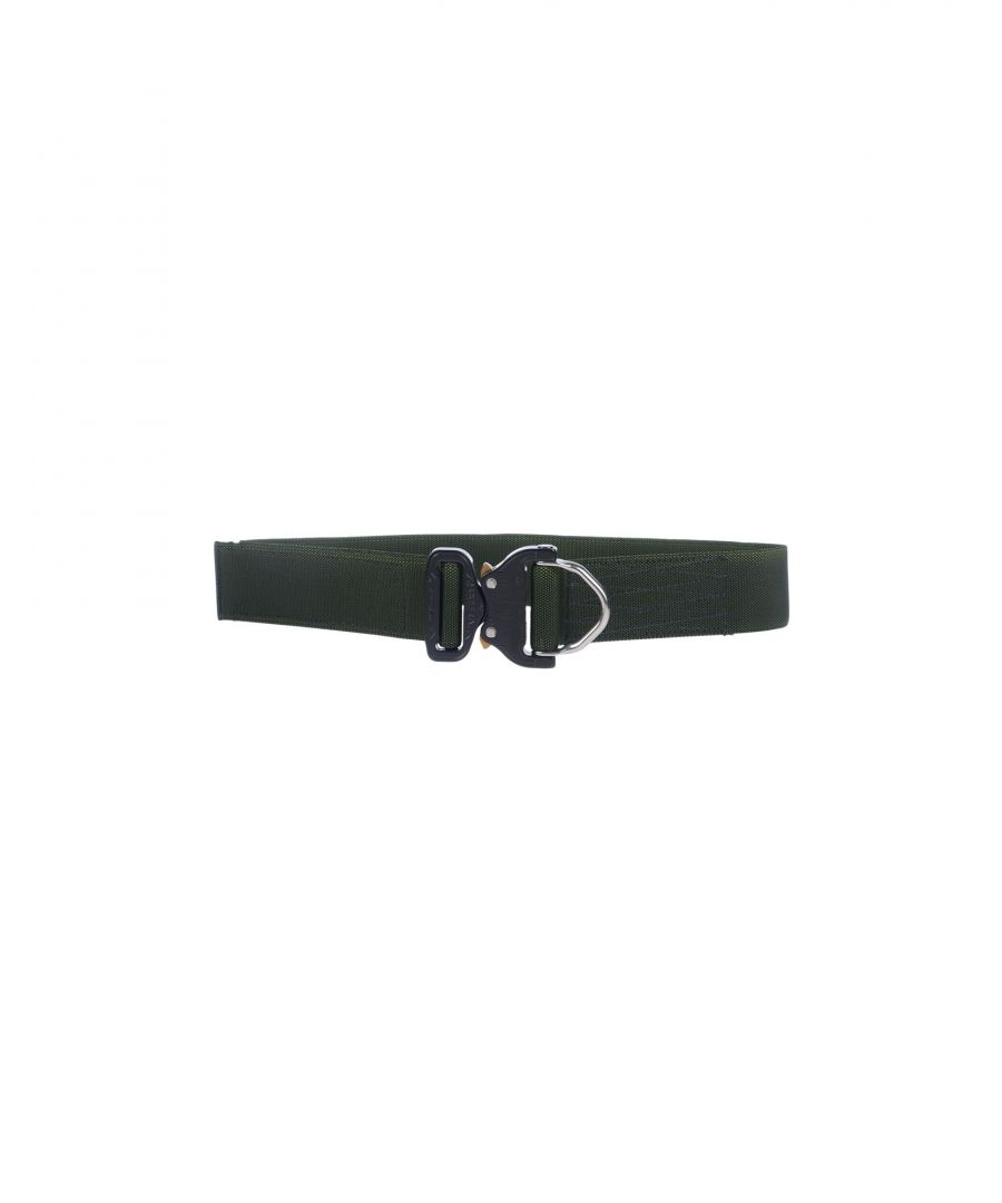 Image for Dsquared2 Green Techno Fabric Belt