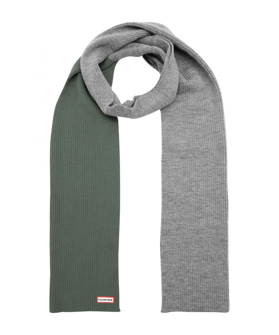 Image for ACCESSORIES Woman Hunter Military green Merinos Wool