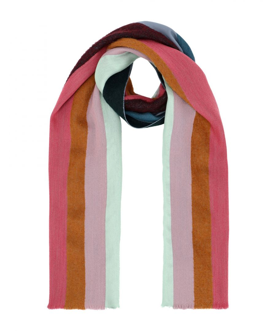 Image for Paul Smith Multicolour Stripe Scarf