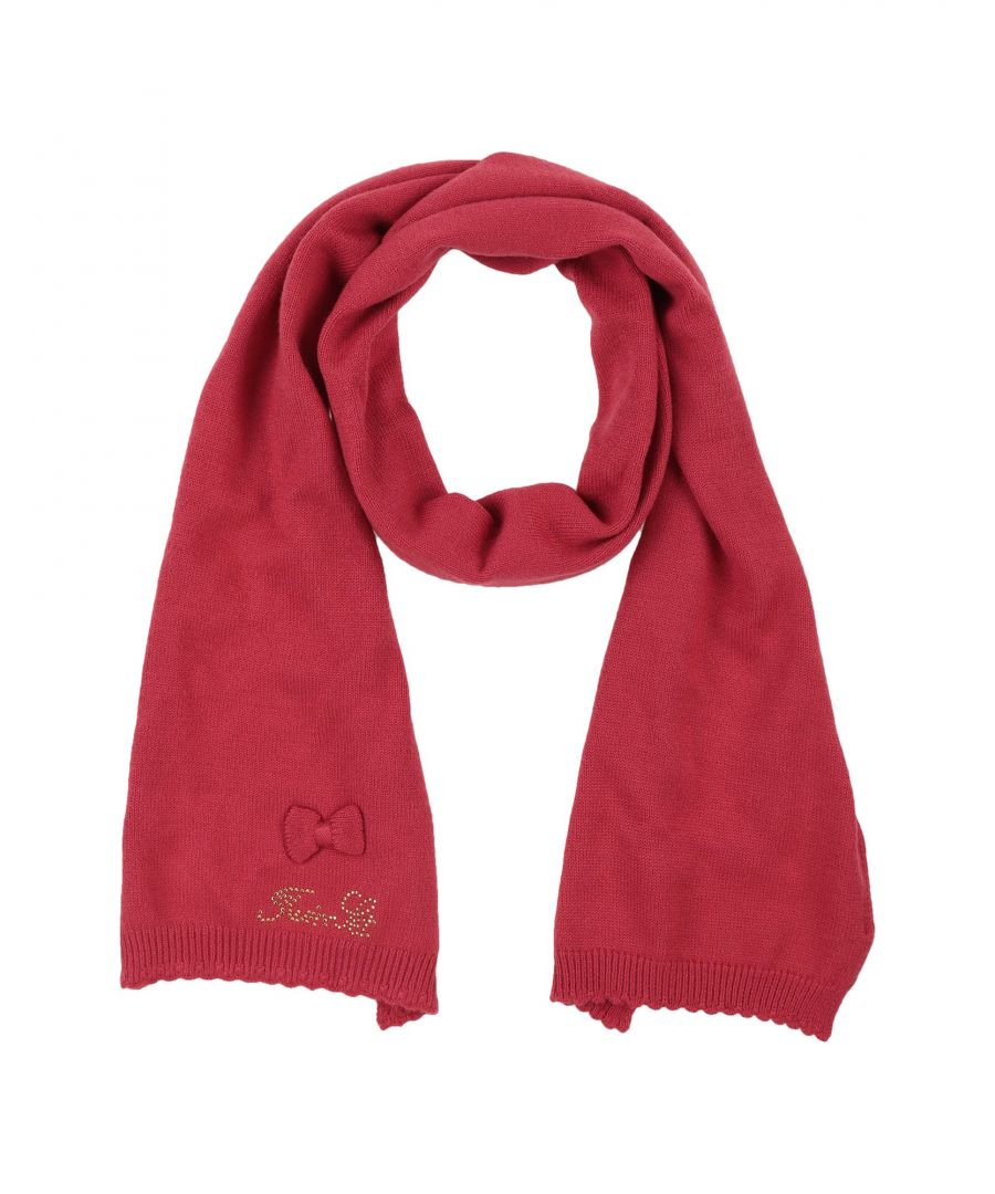 Image for ACCESSORIES Girl Twinset Red Viscose