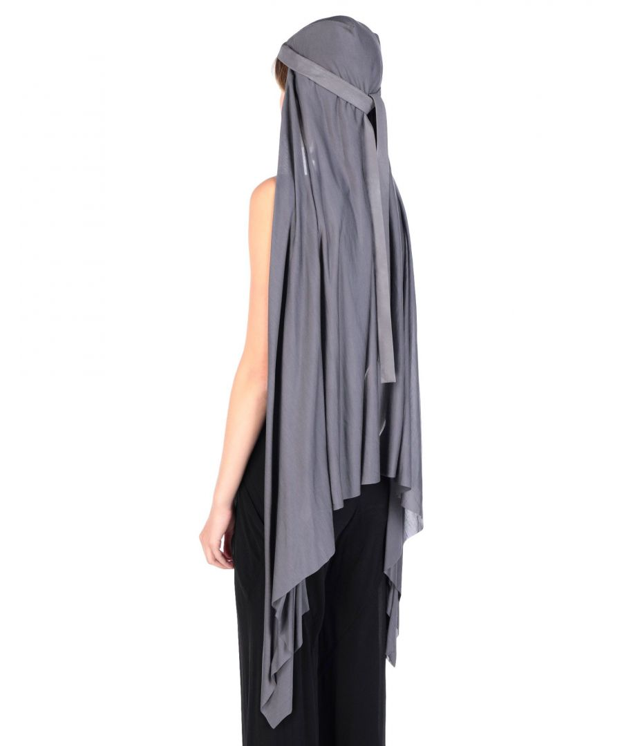 Image for ACCESSORIES Woman Rick Owens Grey Silk