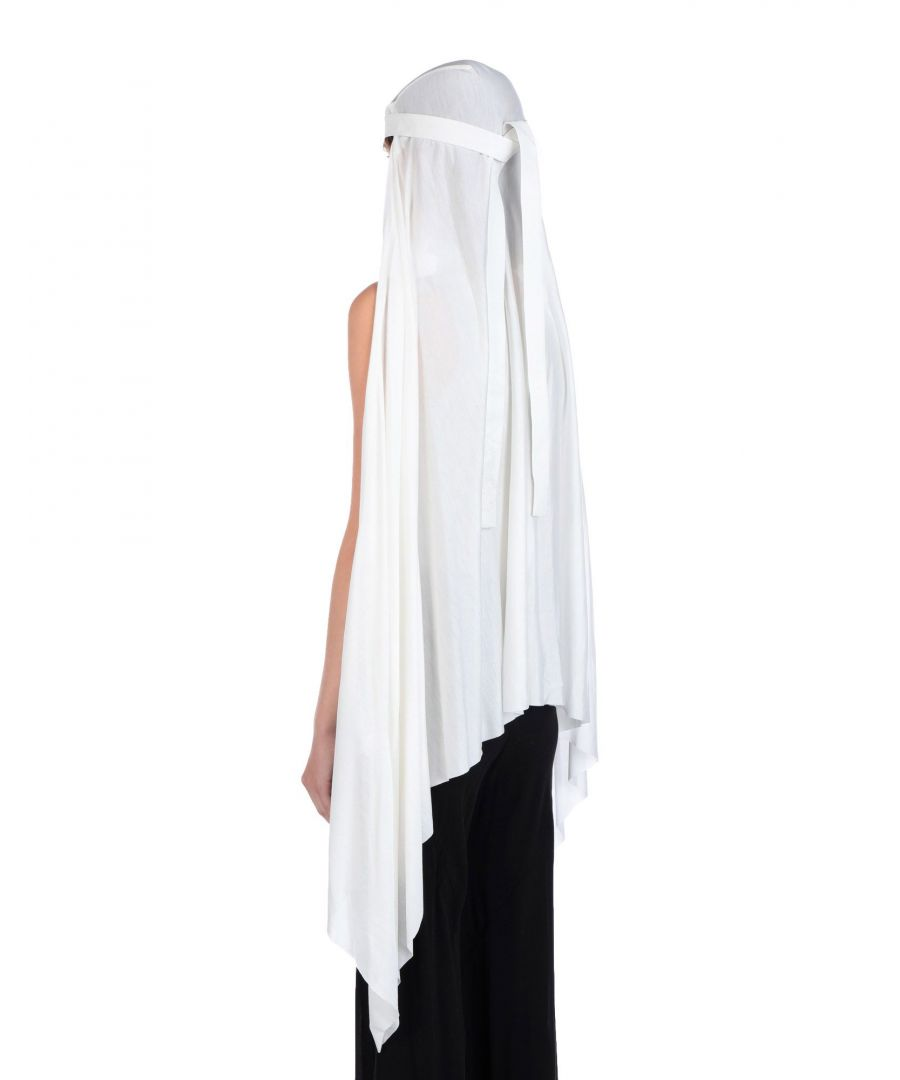 Image for ACCESSORIES Woman Rick Owens Ivory Silk