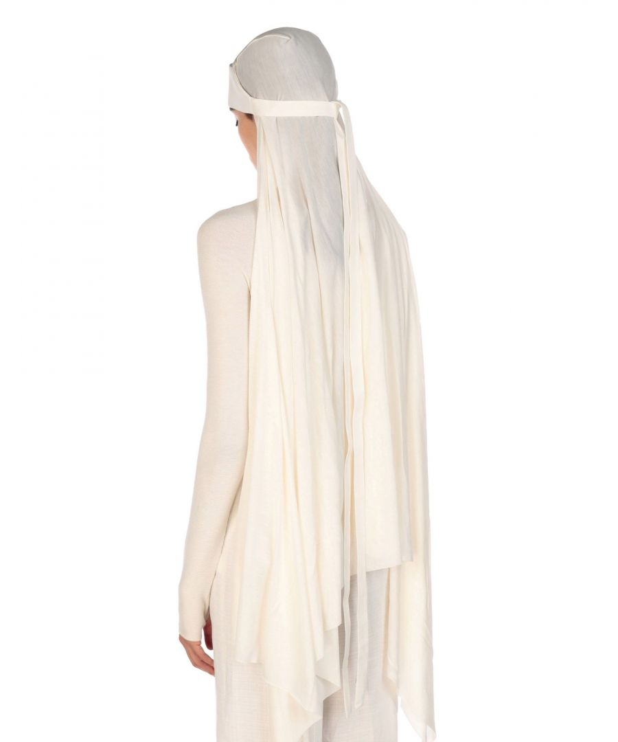 Image for ACCESSORIES Woman Rick Owens White Cotton