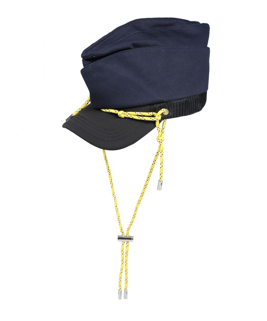 Image for Dsquared2 Dark Blue Twill Cap