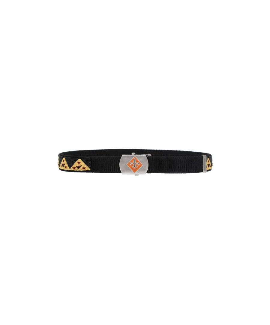 Image for Dsquared2 Black Beaded Belt