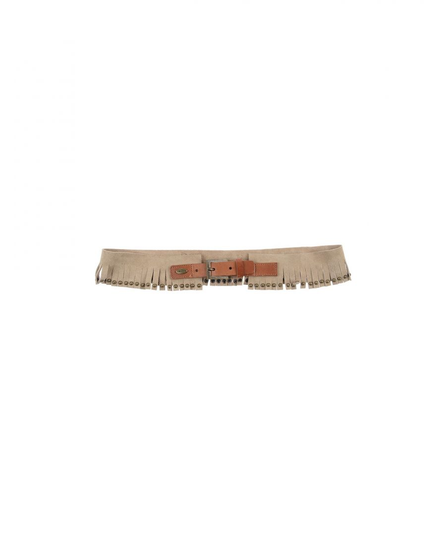 Image for Small Leather Goods Girl Dondup Beige Leather
