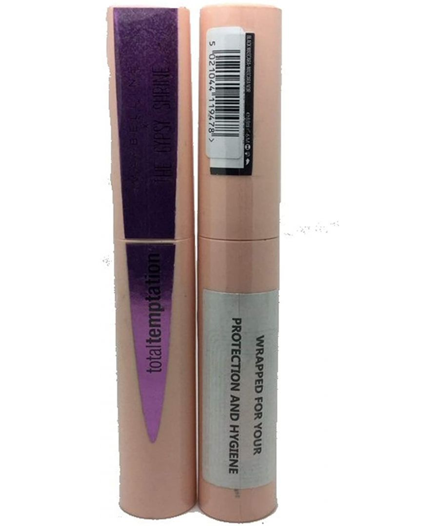 Image for Maybelline X The Gypsy Shrine Total Temptation Wproof Mascara 8.6ml - Black
