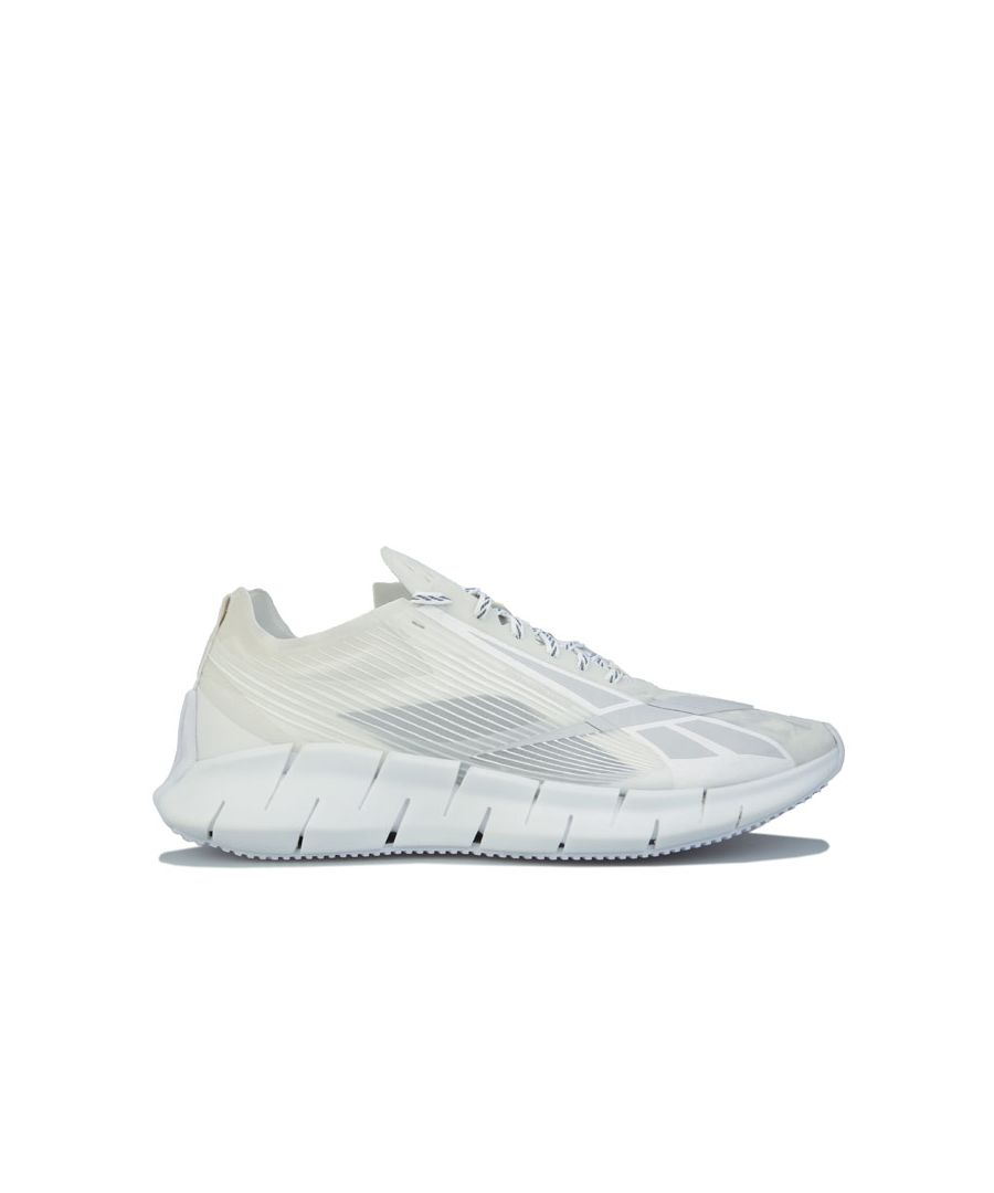 Image for Women's Reebok Classics Zig 3D Storm Trainers in White