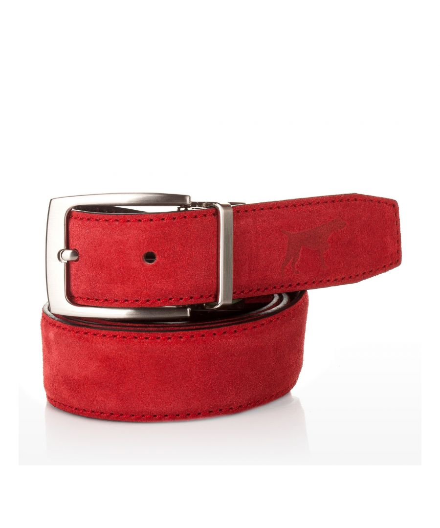 Image for Castellanísimos C801 Leather Belt Men Casual