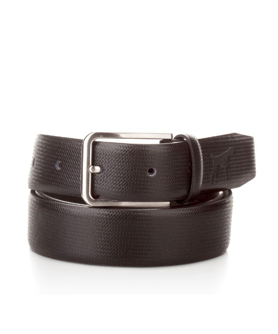 Image for Castellanísimos C802 Leather Belt Men Casual