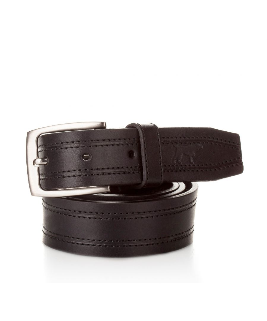 Image for Castellanísimos C804 Leather Belt Men Casual