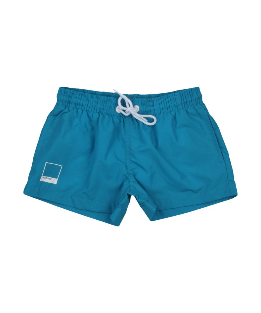 Image for SWIMWEAR Pantone Deep jade Boy Polyamid